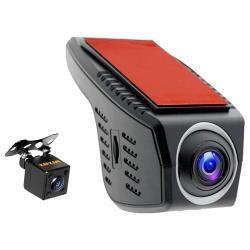Видеорегистратор CARCAM U4-HD, 2 камеры