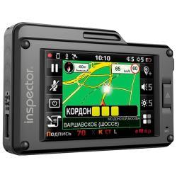 Видеорегистратор с радар-детектором Inspector SCAT Se, GPS