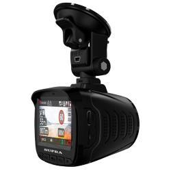 Видеорегистратор с радар-детектором SUPRA DRS-GD65V, GPS