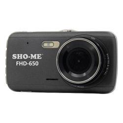 Видеорегистратор SHO-ME FHD-650, 2 камеры