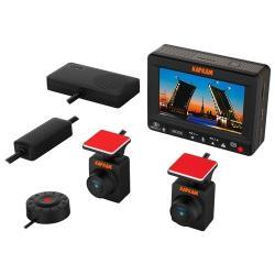 Видеорегистратор CARCAM Дуо, 2 камеры, GPS