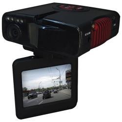 Видеорегистратор с радар-детектором Highscreen BlackBox Radar plus, GPS