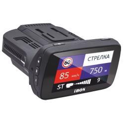 Видеорегистратор с радар-детектором iBOX Combo F5, GPS, ГЛОНАСС