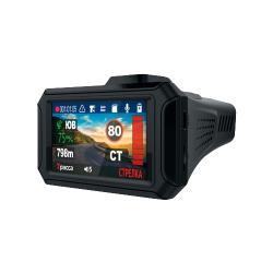 Видеорегистратор с радар-детектором Street Storm CVR-G7750 ST, GPS