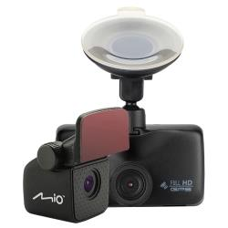 Видеорегистратор Mio MiVue 698, 2 камеры, GPS