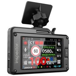 Видеорегистратор с радар-детектором Inspector SCAT, GPS