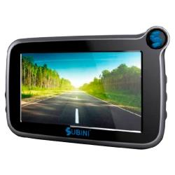 Видеорегистратор Subini GD-655RU, GPS