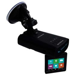 Видеорегистратор с радар-детектором SUPRA DRS-GD69VST, GPS