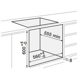Электрический духовой шкаф Zigmund & Shtain EN 120.512 B