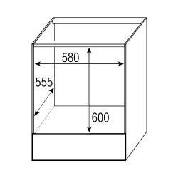 Электрический духовой шкаф Zigmund & Shtain EN 114.611 B