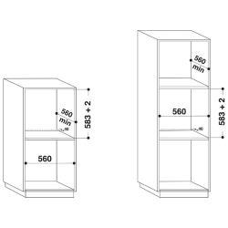Электрический духовой шкаф Indesit IFW 4534 H BL