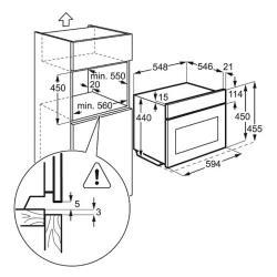 Электрический духовой шкаф Electrolux EVY 7800 AAV