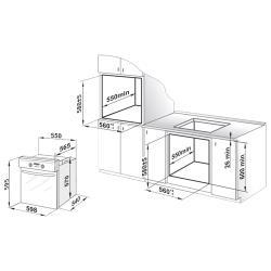 Электрический духовой шкаф GEFEST ДА 602-01 A