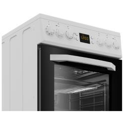 Электрическая плита Beko FFSM 57312 GWS