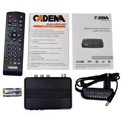 TV-тюнер Cadena CDT-1791SB
