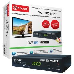 TV-тюнер D-COLOR DC1001HD