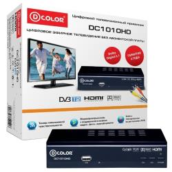 TV-тюнер D-COLOR DC1010HD
