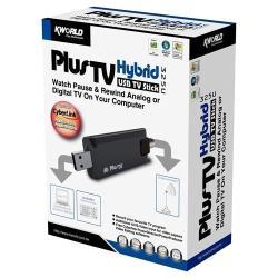 TV-тюнер KWorld PlusTV DVB-T Hybrid USB TV Stick