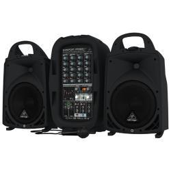 Напольная акустическая система BEHRINGER PPA500BT