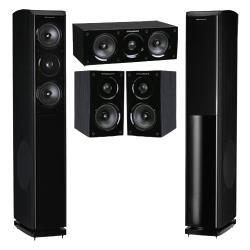 Комплект акустики Wharfedale Obsidian 600 5.0