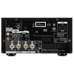 Музыкальный центр Denon D-M41 black