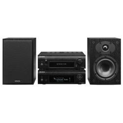 Музыкальный центр Denon D-F109N Black / Black