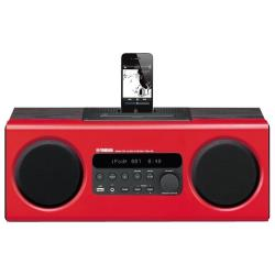 Музыкальный центр Yamaha TSX-112 Red