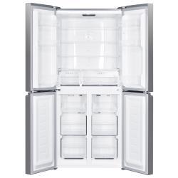 Холодильник Tesler RCD-480I Black Glass