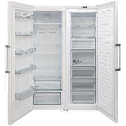 Холодильник SCANDILUX SBS 711 Y02 W