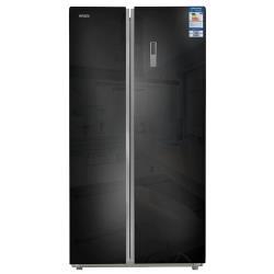 Холодильник Ginzzu NFK-580 Black glass