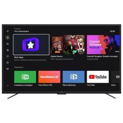 """Телевизор Leff 50U610S 50"""" (2020) на платформе Яндекс.ТВ"""