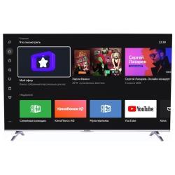 """Телевизор Hyundai H-LED43EU1302 43"""" (2020) на платформе Яндекс.ТВ"""