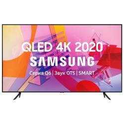 """Телевизор QLED Samsung QE50Q60TAU 50"""" (2020)"""