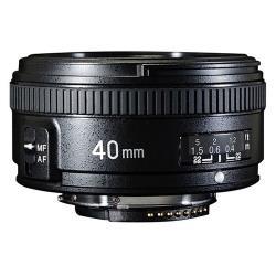 Объектив YongNuo 40mm f / 2.8 Nikon F