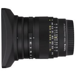 Объектив Tokina FiRIN 20mm f / 2.0 FE MF Sony E
