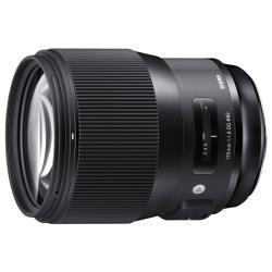 Объектив Sigma AF 135mm f/1.8 DG HSM Art Nikon F