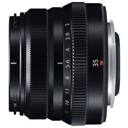 Объектив Fujifilm XF 35mm f / 2 R WR