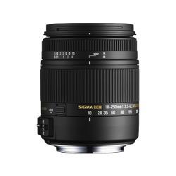 Объектив Sigma AF 18-250mm f / 3.5-6.3 DC OS HSM Macro Nikon F