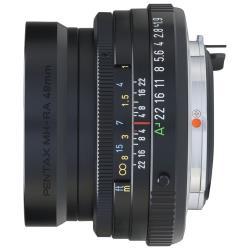 Объектив Pentax SMC FA 43mm f / 1.9 Limited