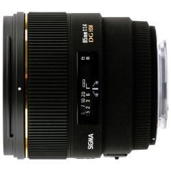 Объектив Sigma AF 85mm f / 1.4 EX DG HSM Canon EF