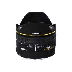 Объектив Sigma AF 15mm f / 2.8 EX DG DIAGONAL FISHEYE Nikon F