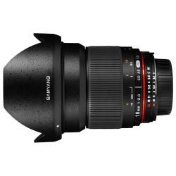Объектив Samyang 16mm f / 2.0 ED AS UMC CS AE Nikon F