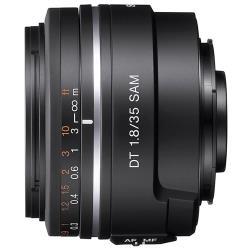 Объектив Sony DT 35mm f / 1.8 SAM (SAL-35F18)