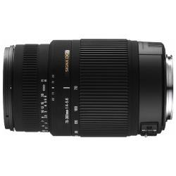 Объектив Sigma AF 70-300mm f / 4-5.6 DG OS Canon EF