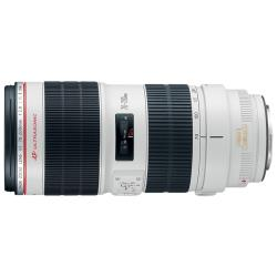 Объектив Canon EF 70-200mm f / 2.8L IS USM