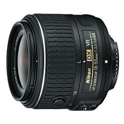 Объектив Nikon 18-55mm f / 3.5-5.6G AF-S VR II DX Zoom-Nikkor