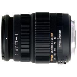Объектив Sigma AF 50-200mm f / 4-5.6 DC OS HSM Canon EF-S