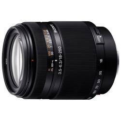 Объектив Sony DT 18-250mm f / 3.5-6.3 (SAL-18250)