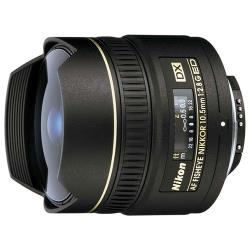 Объектив Nikon 10.5mm f/2.8G ED DX Fisheye-Nikkor