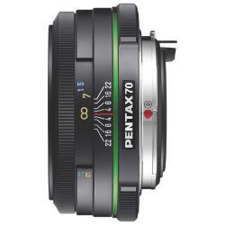 Объектив Pentax SMC DA 70mm f/2.4 Limited